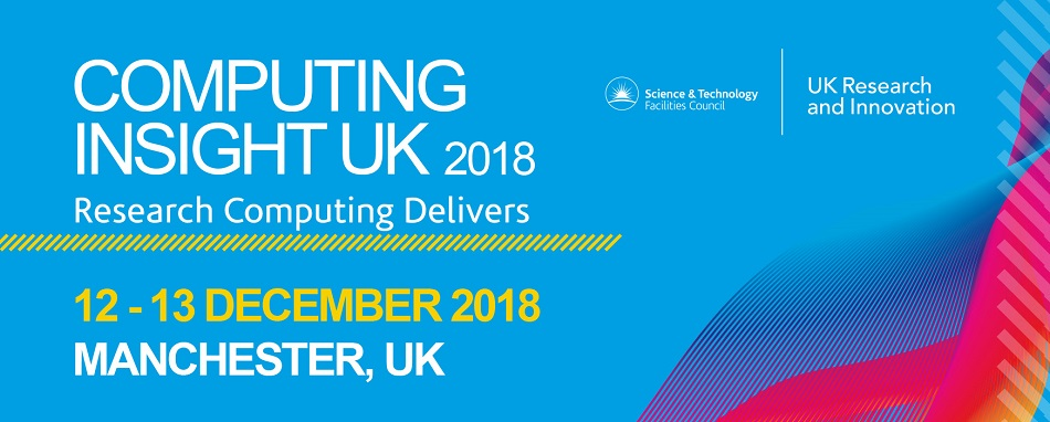 Computing Insight UK 2018