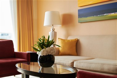 Chelsea King Suite - Lounge