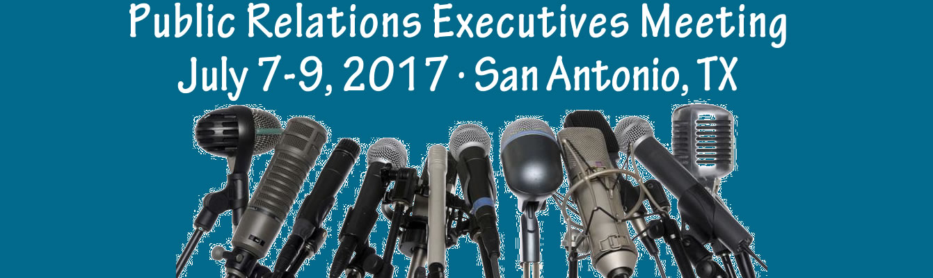 2017 Public Relations Executives Meeting