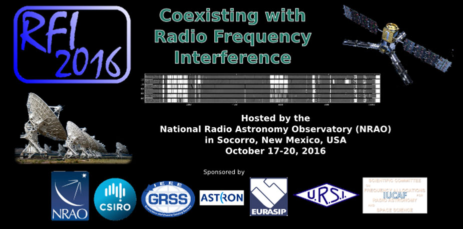 Coexisting with Radio Frequency Interference