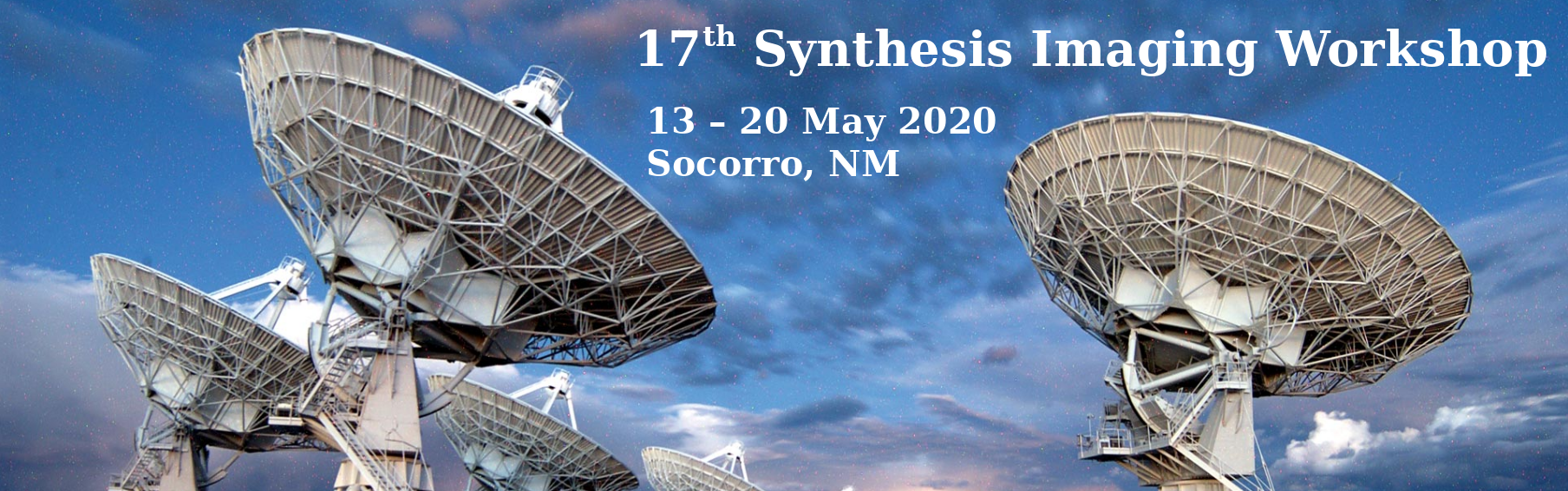 17th Synthesis Imaging Workshop