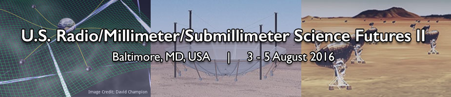 U.S. Radio/Millimeter/Submillimeter Science Futures II