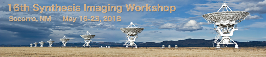 16th Synthesis Imaging Workshop