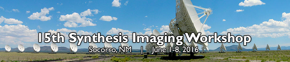 15th Synthesis Imaging Workshop