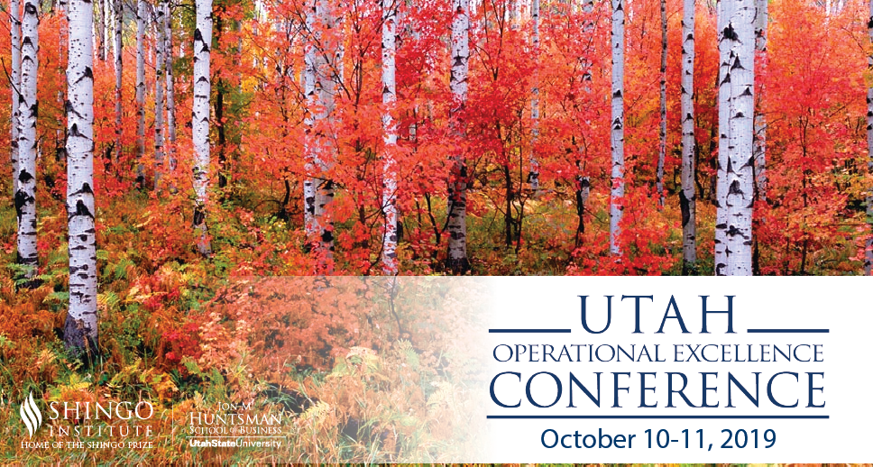 45th Utah Operational Excellence Conference