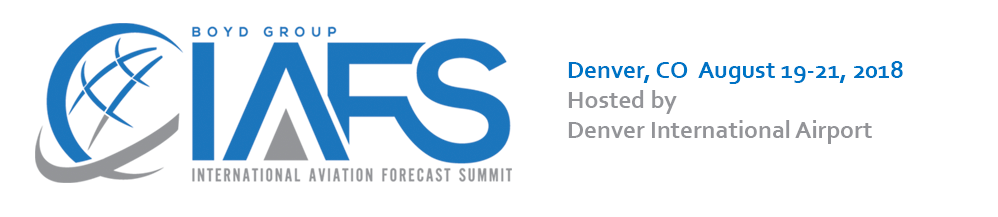 2018 International Aviation Forecast Summit
