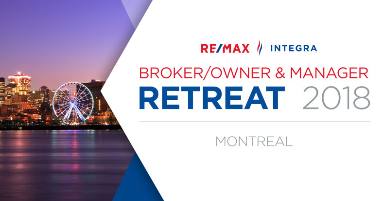 RE/MAX INTEGRA, Ontario-Atlantic Broker/Owner & Manager Retreat