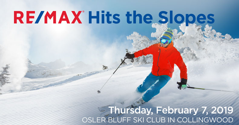 RE/MAX Hits the Slopes
