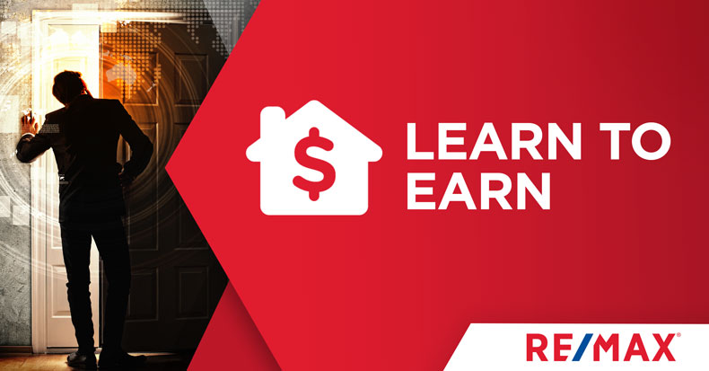 Learn to Earn | The New  RE/MAX Launchpad Training