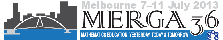 MERGA Mathematics Education: Yesterday, today and tomorrow