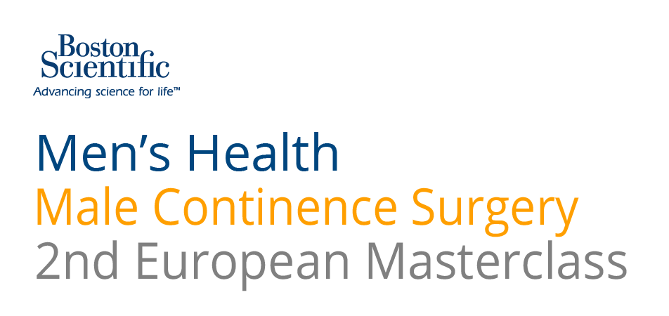 European  Male Continence Masterclass