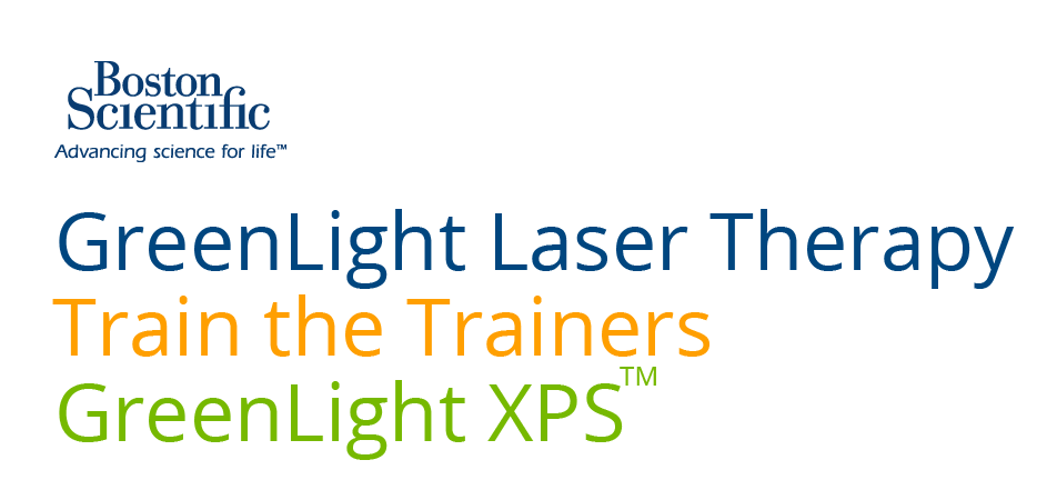 GreenLight XPS Surgery Train the Trainers
