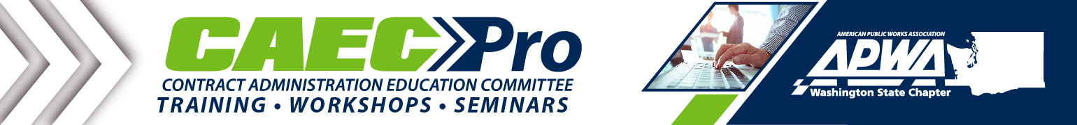 CAEC Pro: Prevailing Wage Contracting Essentials