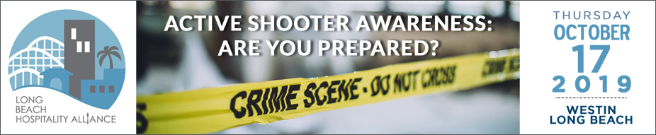 Active Shooter Awareness:  Are You Prepared? - LBHA