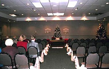The McDowell Ballroom