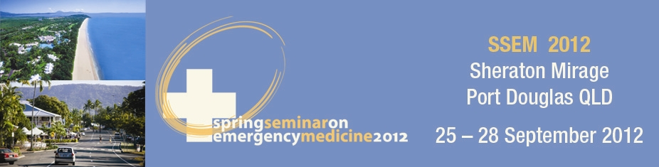 Spring Seminar on Emergency Medicine 2012