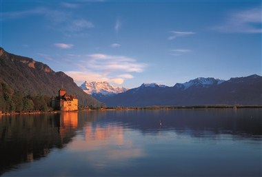 Located on the shores of Lake Geneva