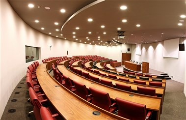 Harvard Meeting Room