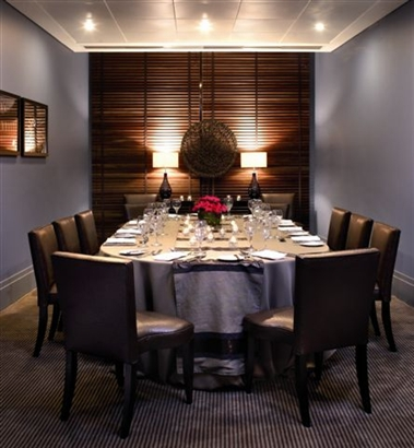 Syndicate Room/Private Dining Room