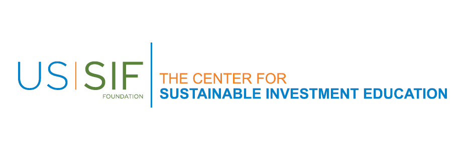 NYC - Training on the Fundamentals of Sustainable and Impact Investment