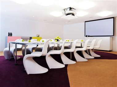 mercury meeting room