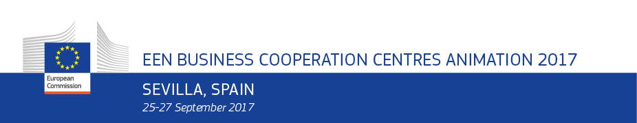 Regional Business Cooperation Centres  meeting of the Enterprise Europe Network