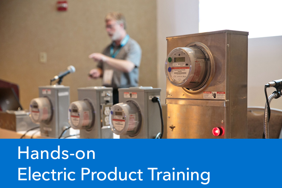 Hands-on Electric Product Training