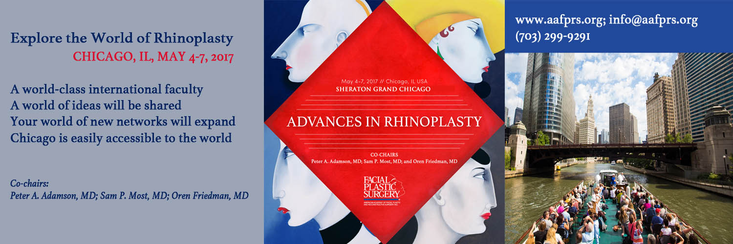 Advances in Rhinoplasty 2017
