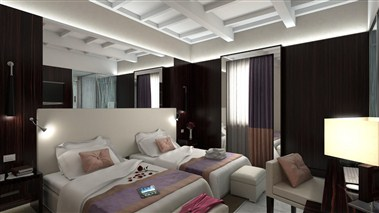 Sleeping Room
