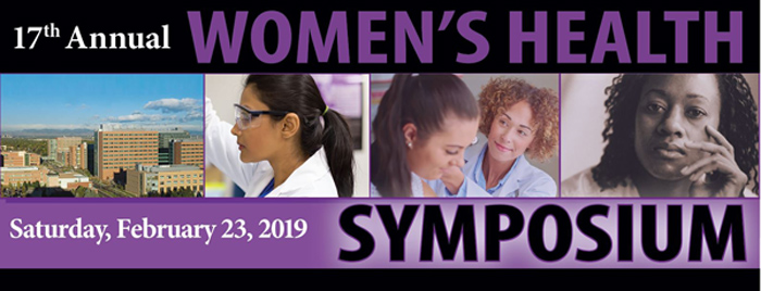 2019 Annual Women's Health Symposium