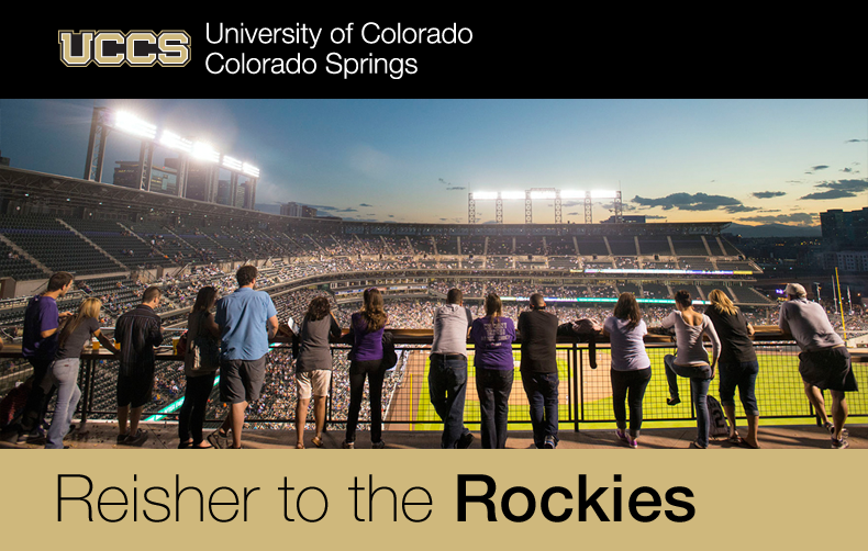 Reisher to the Rockies