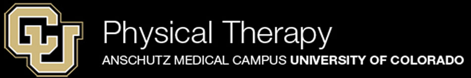 CU Physical Therapy 70th Anniversary Celebration