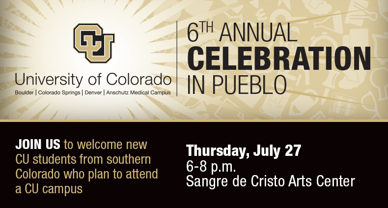 CU Celebration to Welcome New Students from Southern Colorado