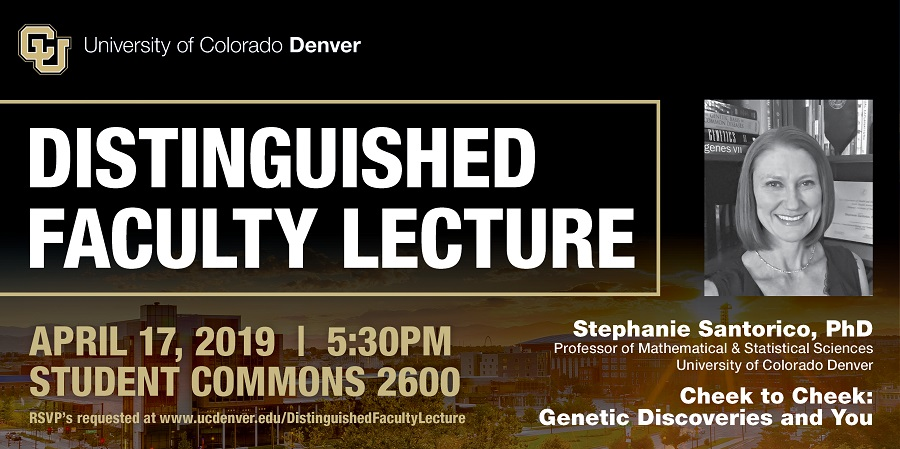 Distinguished Faculty Lecture: Stephanie Santorico, PhD.