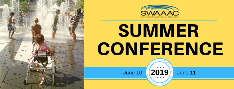 2019 SWAAAC Summer Conference
