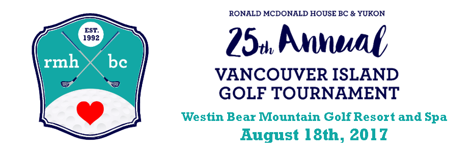 2017 RMH BC Vancouver Island Golf Tournament