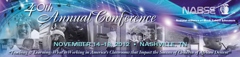 National Alliance of Black School Educators 40th Annual Conference