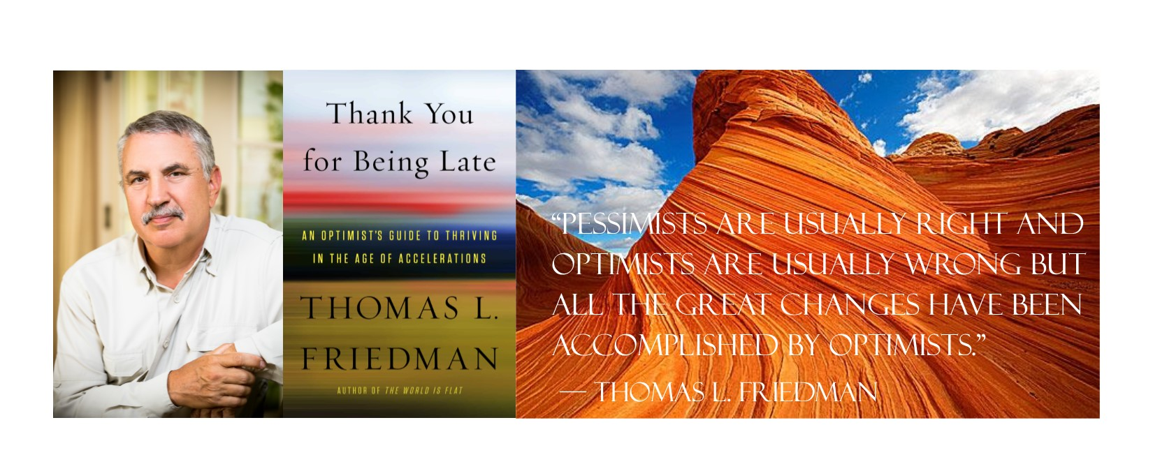 New York Times Best Selling Author Thomas L. Friedman to Visit Qualcomm