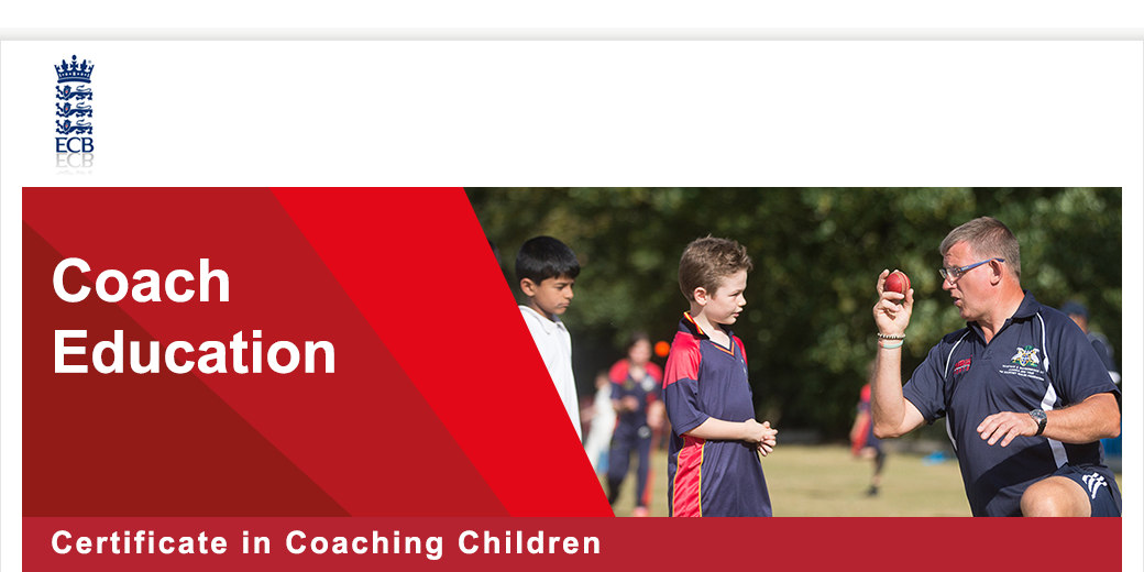 Certificate in Coaching Children - IV