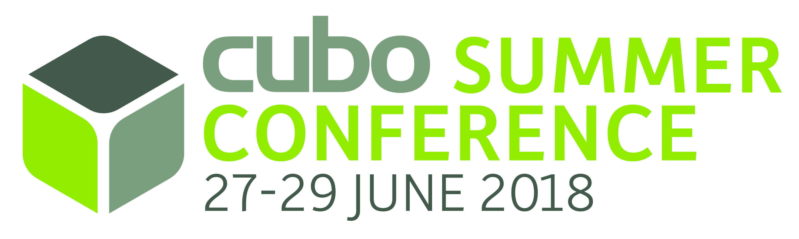 CUBO Summer Conference 2018