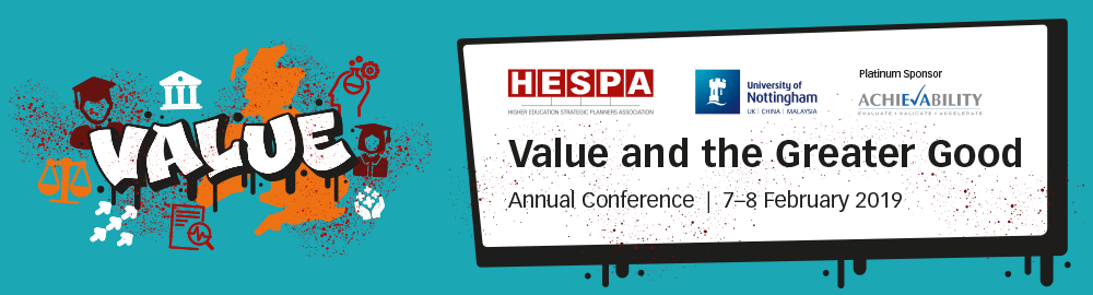 HESPA Annual Conference 2019 - Exhibitors and Sponsors