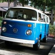 VW Shuttle Bus