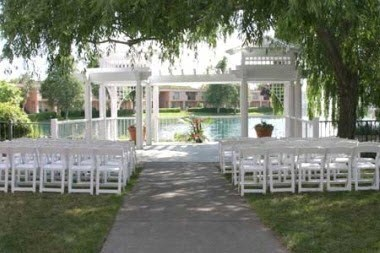Wedding Terrace - Close