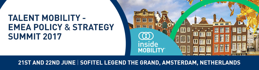 Talent Mobility - EMEA Relocation Policy & Strategy Summit 2017