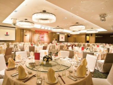 Multi-Function VIP Rooms