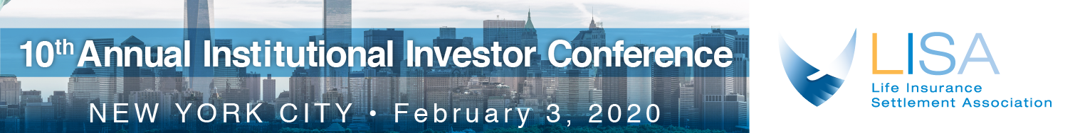 10th Annual Life Settlement Institutional Investor Conference