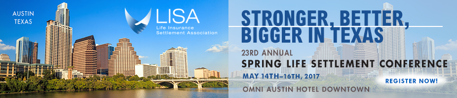 23rd Annual Spring Life Settlement Conference