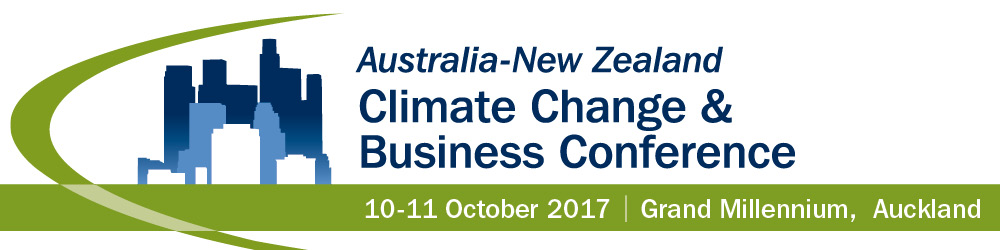 Climate Change & Business Conference 2017