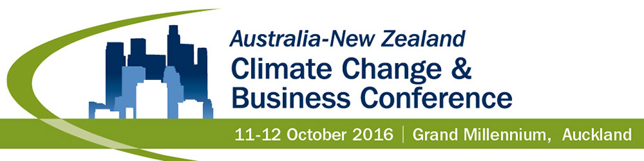 Climate Change & Business Conference 2016