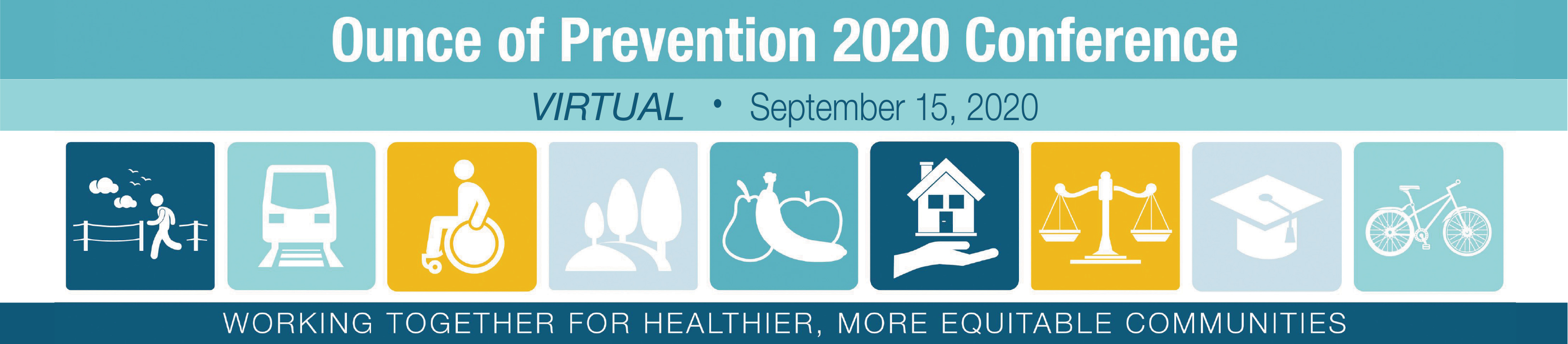 VIRTUAL- Ounce of Prevention Conference 2020